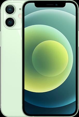 Apple iPhone 12 Mini 64GB back-front