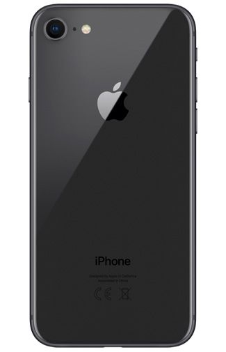 Apple iPhone 8 64GB back