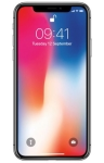 Apple iPhone X 256GB voorkant