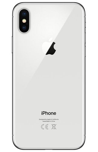 Apple iPhone X 64GB back
