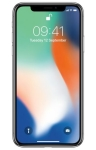 Apple iPhone X 64GB voorkant