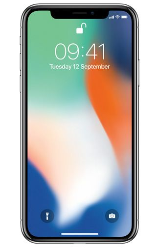 Apple iPhone X 64GB front
