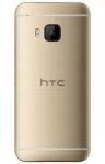 HTC One M9 achterkant