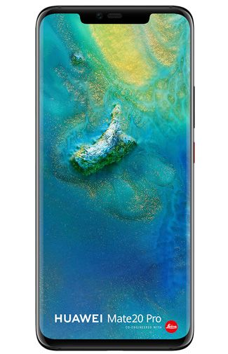 Huawei Mate 20 Pro front