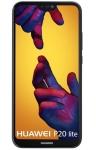 Huawei P20 Lite voorkant