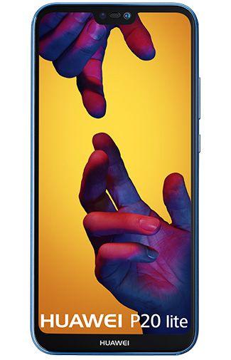 Huawei P20 Lite front