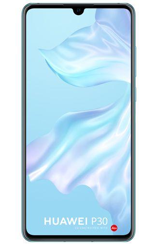 Huawei P30 front