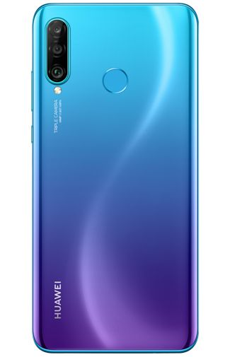 Huawei P30 Lite New Edition back