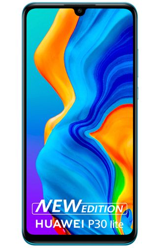 Huawei P30 Lite New Edition front