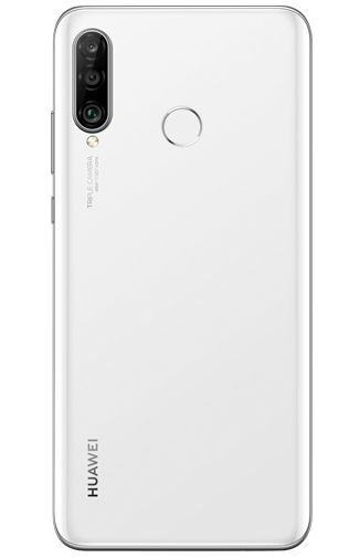 Huawei P30 Lite back