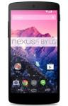 LG Nexus 5 voorkant