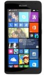 Microsoft Lumia 535 voorkant