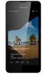Microsoft Lumia 550 voorkant