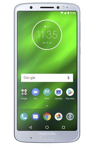 Motorola Moto G6 Plus front