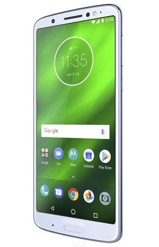 Motorola Moto G6 Plus perspective-r