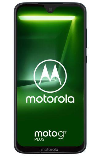 Motorola Moto G7 Plus front