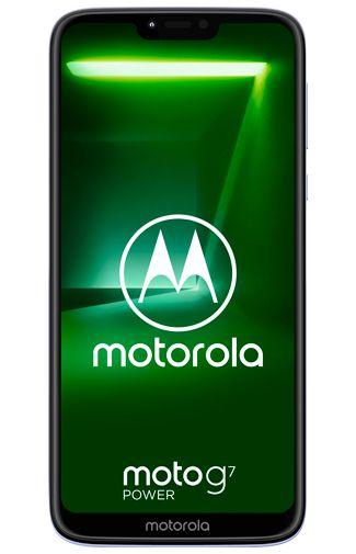 Motorola Moto G7 Power front