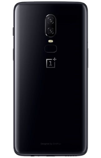 OnePlus 6 64GB back