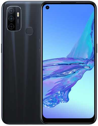 Oppo A53 back-front