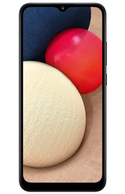 Samsung Galaxy A02s front