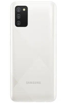 Samsung Galaxy A02s back