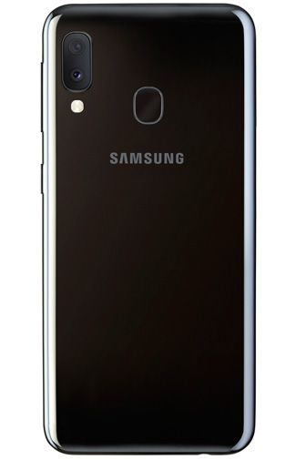 Samsung Galaxy A20e back