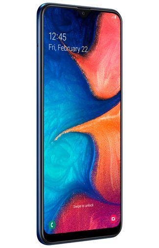 Samsung Galaxy A20e perspective-l
