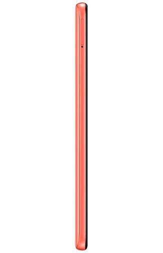 Samsung Galaxy A20e left