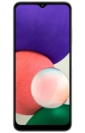 Samsung Galaxy A22 5G voorkant
