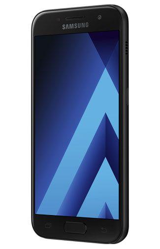 Samsung Galaxy A3 (2017) perspective-r
