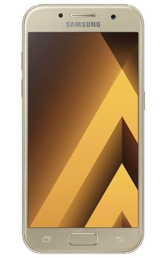 Samsung Galaxy A3 (2017) front