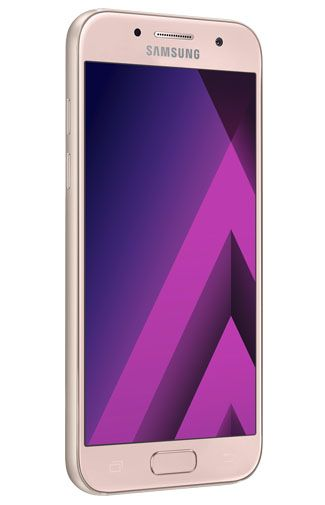 Samsung Galaxy A3 (2017) perspective-l