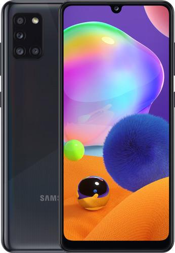 Samsung Galaxy A31 128GB back-front