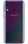 Samsung Galaxy A40 achterkant