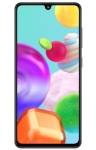 Samsung Galaxy A40 voorkant