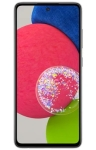 Samsung Galaxy A52s 5G voorkant