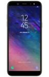 Samsung Galaxy A6 voorkant