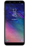 Samsung Galaxy A6+ voorkant