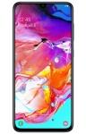 Samsung Galaxy A70 voorkant