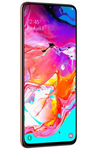 Samsung Galaxy A70 perspective-l