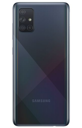 Samsung Galaxy A71 back