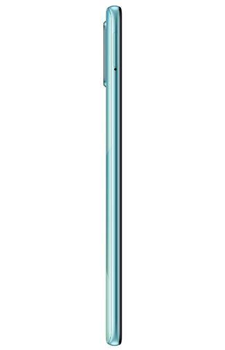 Samsung Galaxy A71 left