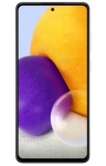 Samsung Galaxy A72 voorkant