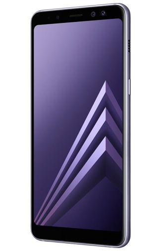 Samsung Galaxy A8 (2018) perspective-r