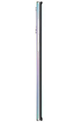 Samsung Galaxy Note 10 left