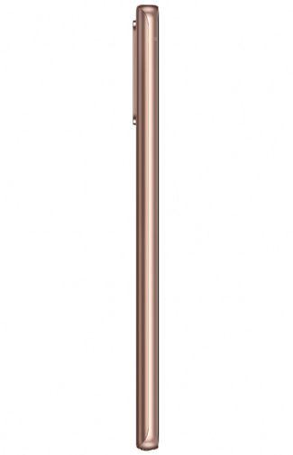 Samsung Galaxy Note 20 5G left