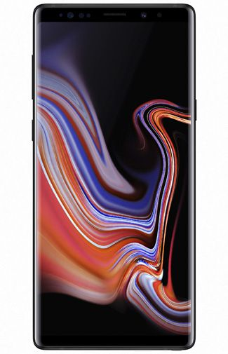 Samsung Galaxy Note 9 front