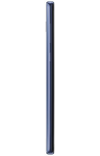 Samsung Galaxy Note 9 left