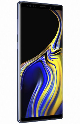 Samsung Galaxy Note 9 perspective-l