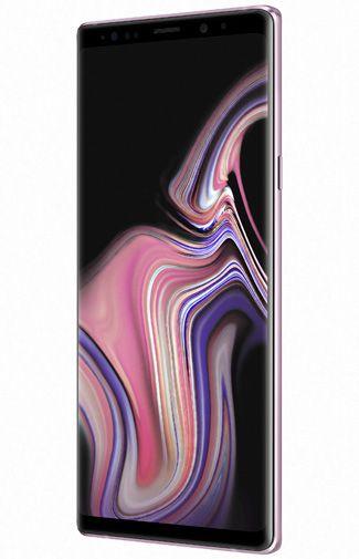 Samsung Galaxy Note 9 perspective-r